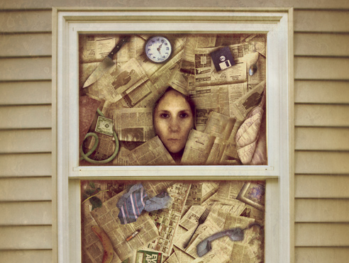 Hoarders — Why do we hold onto things we don't use?